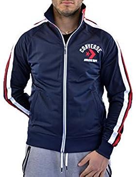 Converse Jacket Athletic Felpe Nuovo Abbigliamen.