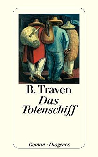Buchseite und Rezensionen zu 'Das Totenschiff (detebe)' von B. Traven