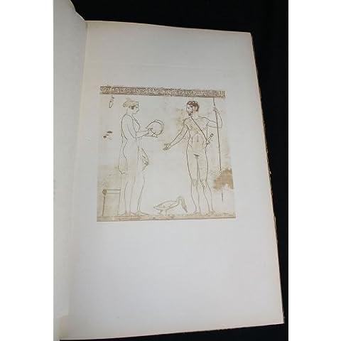 Lanna blancas antiguas atenienses Floreros en el Museo Britanico por AS y AH Murray Smith, 1896 - Blanco ateniense