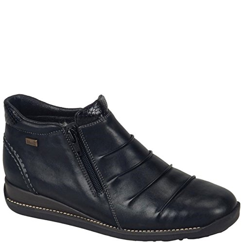 Rieker Woman Shoe Cristalli Black *