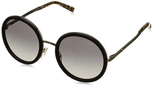 max-mara-damen-sonnenbrille-schwarz-bk-rosegd-54