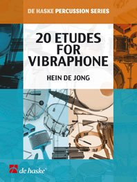 20 Etudes for Vibraphone