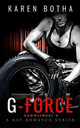 G-Force (Commitment, a gay romance series Book 2)