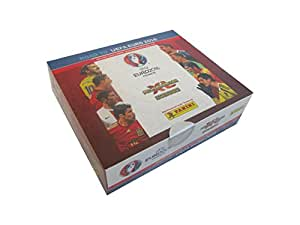 Road to UEFA Euro 2016 Trading Cards Display 24 Booster im Display