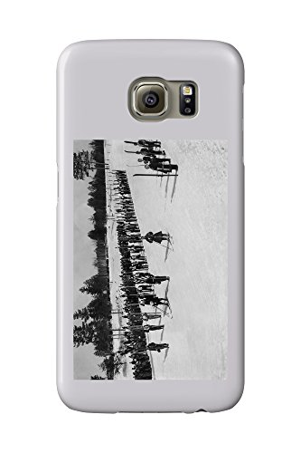 land-o-lakes-wisconsin-skiers-on-parade-near-kings-gateway-hotel-galaxy-s6-cell-phone-case-slim-bare