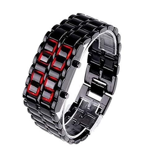 Reloj de pulsera para hombre Moda para niños Relojes de pulsera para niños TheBigThumb