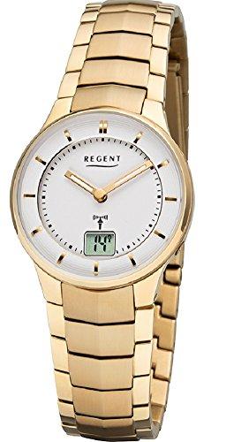 Mujer Radio Reloj 30mm Regent BA de 402