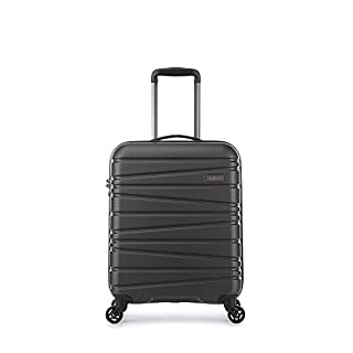 Antler Sonar Exclusive Cabin Suitcase Charcoal , Size: 55 x 40 x 20