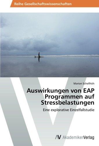Auswirkungen von EAP Programmen auf Stressbelastungen: Eine explorative - Call-center-programm