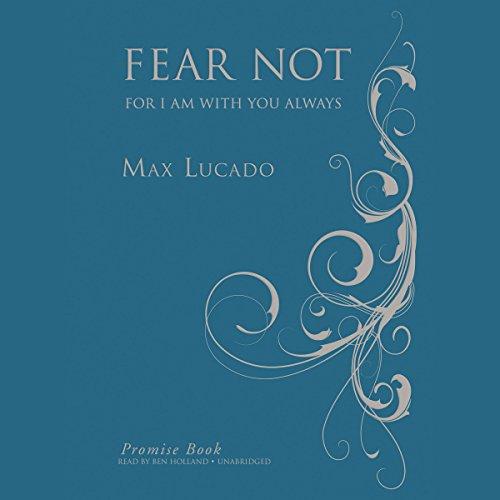 Fear Not Promise Book  Audiolibri