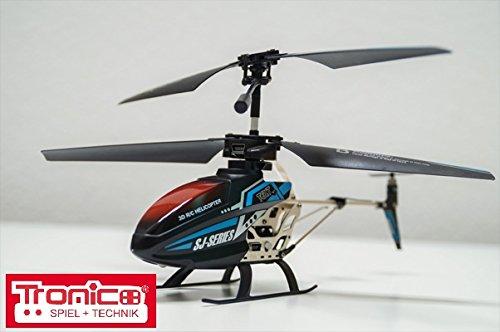 Tronico RC Joystick Helikopter - 9
