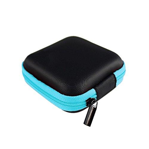 Schmuck-organizer Pocket (republe Fashion Pocket Pu Multifunktions Kosmetiktasche Reisepass Kopfhörer Tasche)