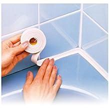 joint silicone blanc salle de bain. Black Bedroom Furniture Sets. Home Design Ideas