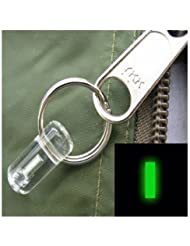 Firefly Bivvy Small Tritium Glowring One Size Green