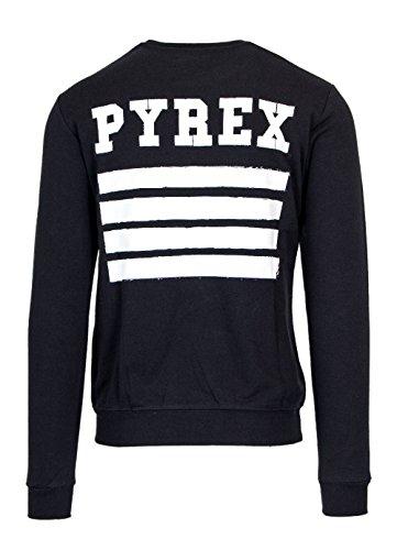 PYREX UNISEX SWEATSHIRT 33813 Nero