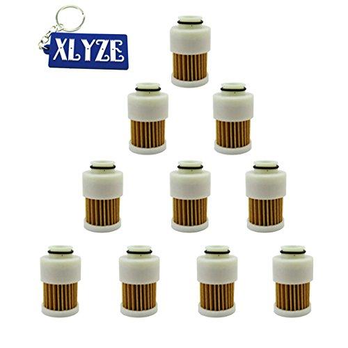 xlyze 100Gas Kraftstoff-Filter für 4Takt Yamaha Mercury Außenborder Motor 600-29518-797968V-24563-00-0075PS 80PS 115PS 881540 (Außenborder-gas-motoren)