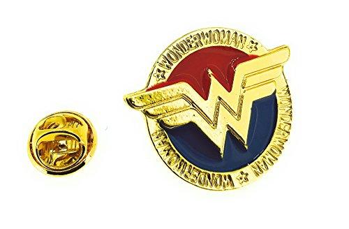 Pin de Solapa Wonder Woman