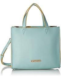 Caprese Pema Women's Tote Bag (Aqua)
