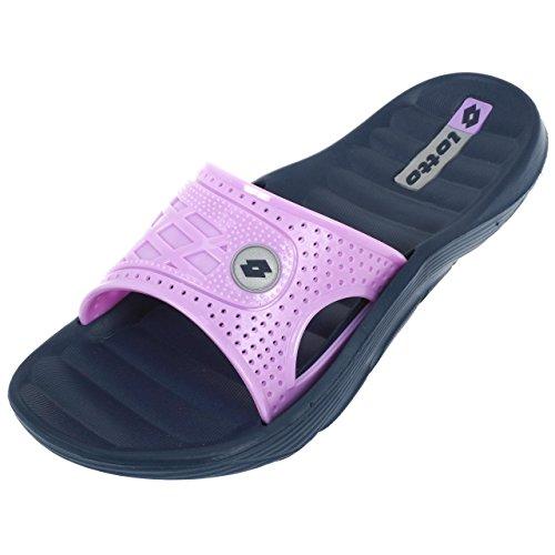 Lotto Sulu II W, Chaussures de Plage et Piscine Femme