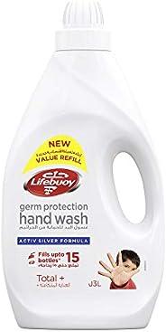 Lifebuoy Anti Bacterial Hand Wash Total 10