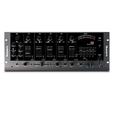 Numark C2 DJ Mixer by Numark
