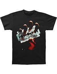 Générique T-Shirt à Col RAS du Cou Officiel British Judas Priest Pour Hommes