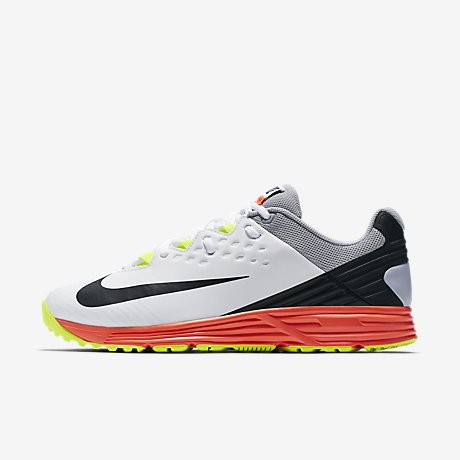 NIKE-POTENTIAL-3-CRICKET-SHOES-White-Black-Wolf-Grey-and-Total-Crimson-UK6-US-7