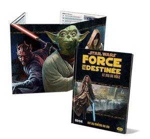 Star Wars - Force et Destinée - Le jeu de rôle - Le kit du maître de jeu