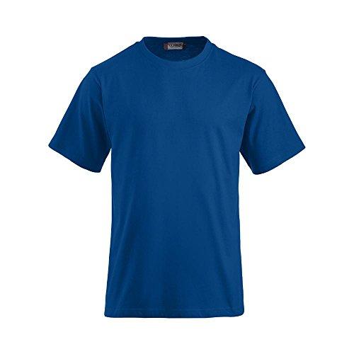 Clique - T-Shirt 'Classic-T' - bis Gr. 6XL royalblau (55)