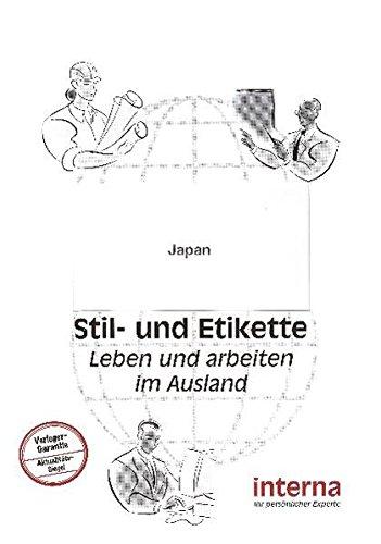 Stil und Etikette - Handbuch Japan