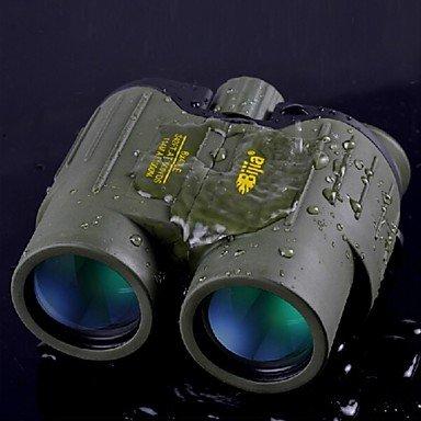 PIGE BIJIA 8x 40 mm Ferngläser Weitwinkel / Wasserdicht 114m / 1000m Zentralfokussierung Zoom...