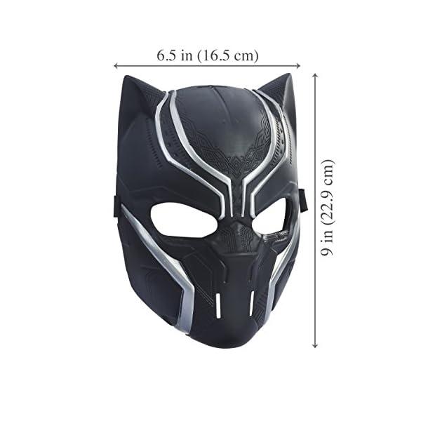 Hasbro Marvel Avengers Black Panther - Maschera base 3 spesavip