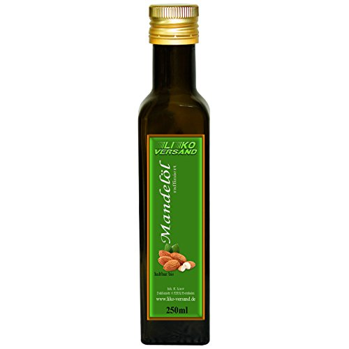 Mandelöl kaltgepresst 250 ml Speiseöl миндальное масло (3,00€/100ml)