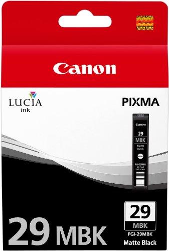 Canon 4868B001 Cartouche d'encre d'origine Noir mat