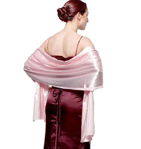 atopdress - Robe - Portefeuille - Sans Manche - Femme Argenté Argent Taille Unique Argenté - Rose
