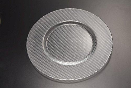 Ten Plaque de verre ronde cod.7201906 cm diam.34 by Varotto & Co.