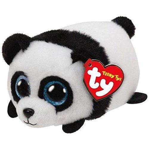 "Teeny Ty Panda - Puck - 10cm 4"""