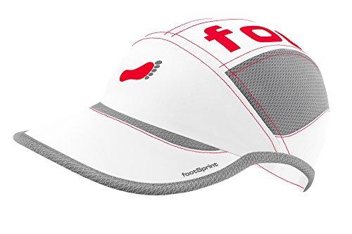 Super leichte Lauf-Mütze Running-Cap Kappe für Herren Damen von footSprint - tolle Farben für...