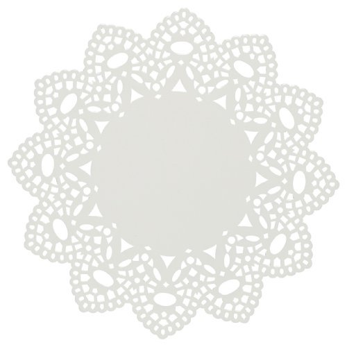 Now Designs Metal Doily Trivet, White by Now Designs (Doily-design)