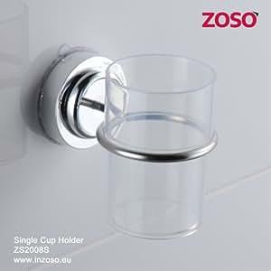 Porte-gobelet simple - ZOSO - Produits Ventouse Supers Puissants
