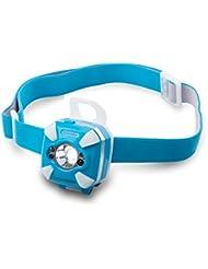 tansoren® 5en 1LED Sensor de movimiento recargable por USB Linterna frontal linterna con Cree Luz resistente al agua