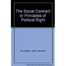 Du Contrat social ou Principes du droit politique (Marabout université)