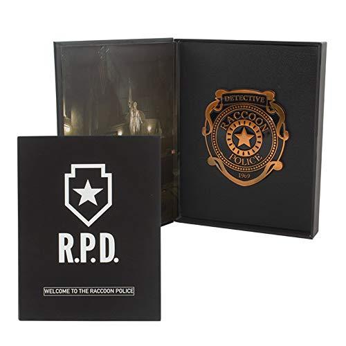 Resident Evil 2: RPD Pin Badge