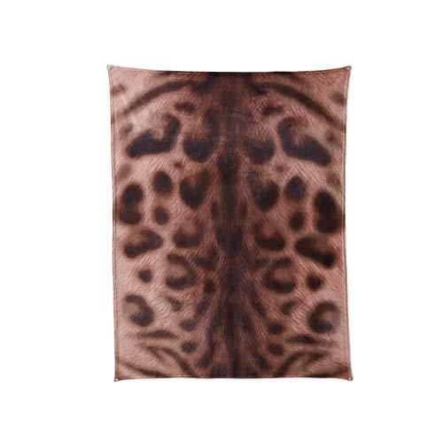 Decke, Katze zurück Muster Flanelldecke, nap Freizeit Decke, einzelne Decke, Bettlaken Decke. (Color : C, Size : 120cm*150cm(500g))