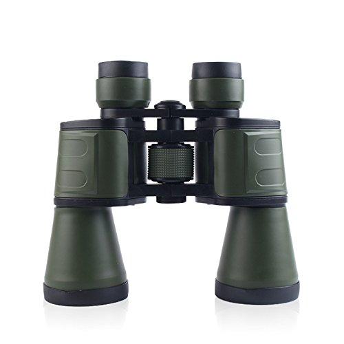 SHULING Classic Fashion Tragbare HD-Low Light Level Night Vision Binocular 50 * 50 High Power Fernglas Ausrüstungen (Low-light-level)