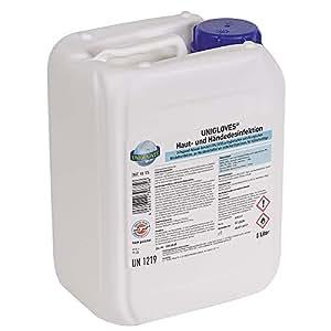 Haut Hande Desinfektion 5 Liter Dosierkanister Inkl Curromed