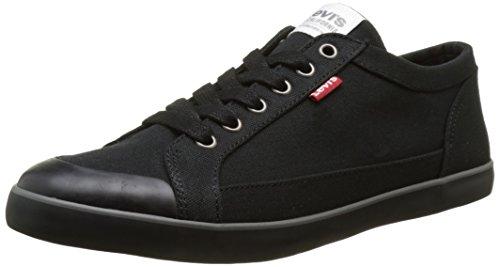 Levi's Venice, Baskets Basses Homme Noir (Black)
