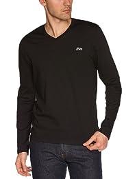 Rica Lewis Essentiel - T-shirt - Uni - Manches longues - Homme