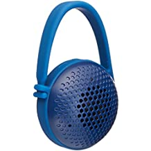 AmazonBasics - Altavoz nano con Bluetooth ultraportátil, Azul