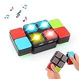 PUZ Toy Regalos para Niños 5-12 Años Niña Cubo Mágico Rubik Cubo de Musica Electronica Juego de Rompecabezas de Novedad para Adolescente Niños